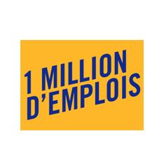 1 million d'emplois